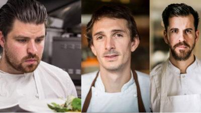 Trio of Bristol chefs shortlisted in National Restaurant Awards