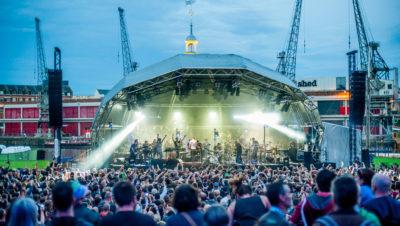 Bristol Harbour Festival 2017 highlights: Music