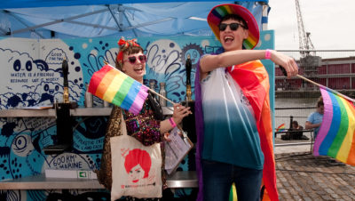 Funding secured for Bristol LGBT project