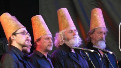 The Spooky Men's Chorale