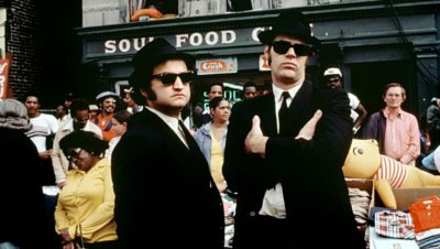 Dinema: The Blues Brothers