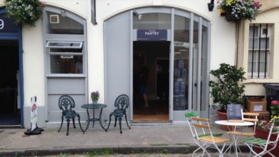 Princes Pantry open new cafe in Clifton Village
