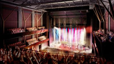 Colston Hall redevelopment set to generate more than £400m