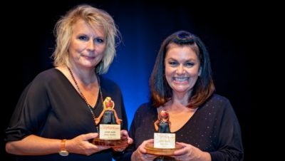 French and Saunders reunite in Bristol