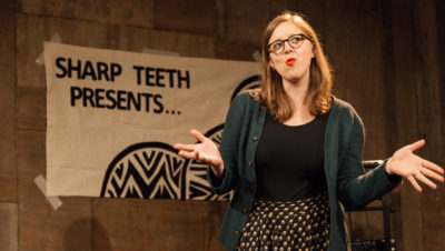 Interview: Stephanie Kempson, Sharp Teeth Theatre