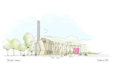 Plans for £11m energy centre in Bedminster