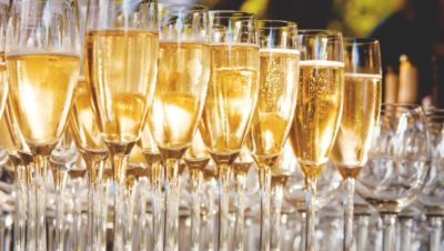 A secret prosecco party is coming to Bristol