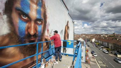 Upfest and Ashton Gate team up for largest event yet