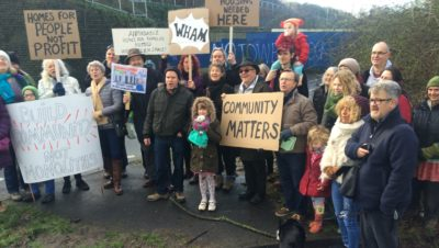 'Piecemeal development of Bedminster site needs to be addressed'
