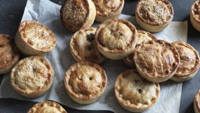 'Pie for a Pie' campaign launched