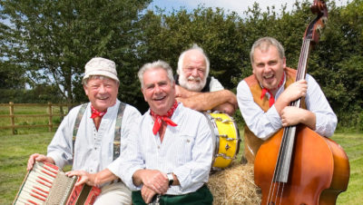 The Wurzels to headline 50th anniversary festival