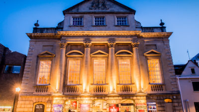 Bristol Old Vic scraps booking fees