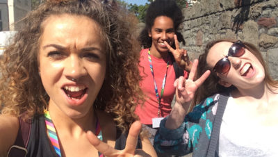 12 stories by young people in Bristol