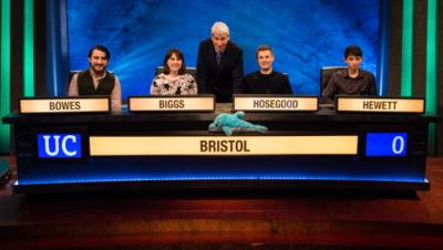 Familiar faces return to University Challenge