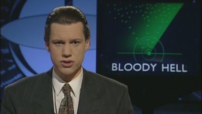 Unseen Brass Eye footage to be screened in Bristol