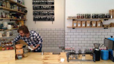 Bristol Porridge Project opens its doors