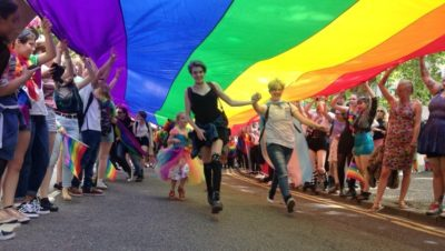 36 amazing photos from Bristol Pride Day