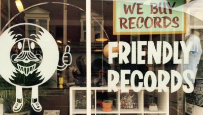 Friendly Records turns one