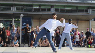 Bristol Harbour Festival 2017 highlights: Dance