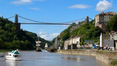 Tall ships make the journey for Bristol Harbour Festival
