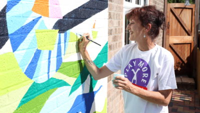 Painting a brighter future for kids in Bishopston
