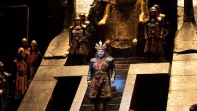 Met Opera Summer Encores: Nabucco