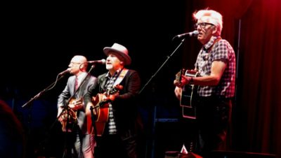 Review: Nick Lowe, Paul Carrack & Andy Fairweather Low, O2 Academy