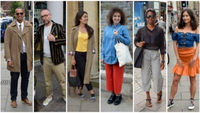 Street Style: July 2017