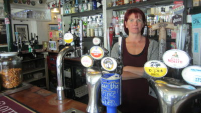 Gloucester Road landlord takes on corporate pub giants