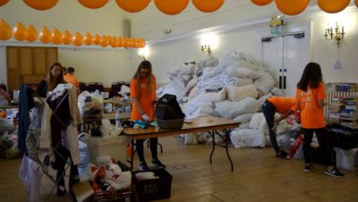 Bristol's students give big to the Big Give