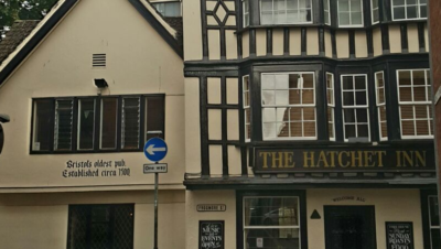 What is Bristol's oldest pub?