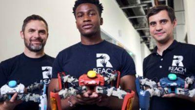 Reach Robotics secure £5.8m investment