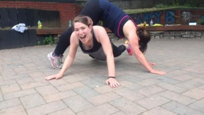 Burpees in the Bearpit