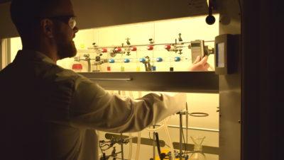 Unit DX: a petri-dish of science and entrepreneurship