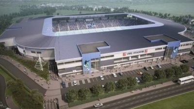 Plans for new Rovers stadium abandoned
