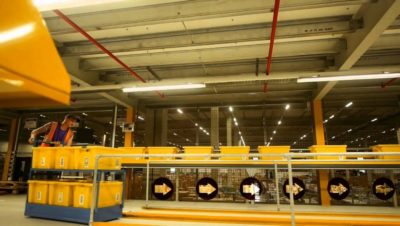 Amazon to create 1000 jobs at new Bristol distribution centre