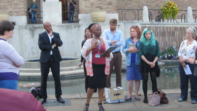 'I'm not afraid to talk about the racism that exists here in Bristol'