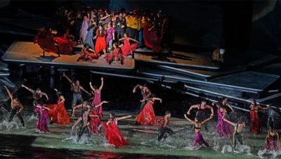 Carmen on the Lake