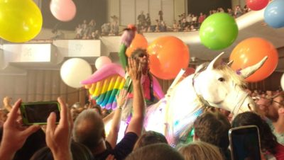 Review: The Flaming Lips, Colston Hall