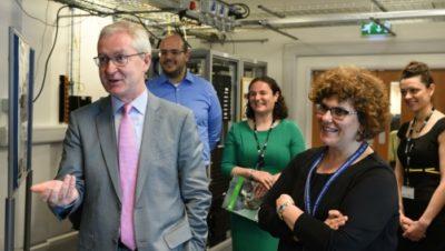 Bristol's universities pioneer 5G trial network