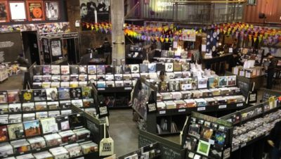 Rough Trade to open on Nelson Street