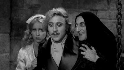 Young Frankenstein + Mel Brooks intro