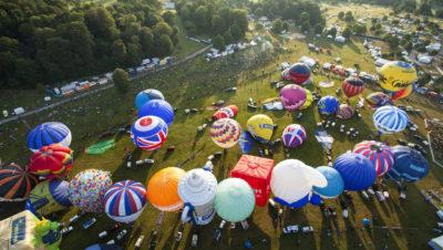 43 of the best photos so far at Bristol Balloon Fiesta 2017