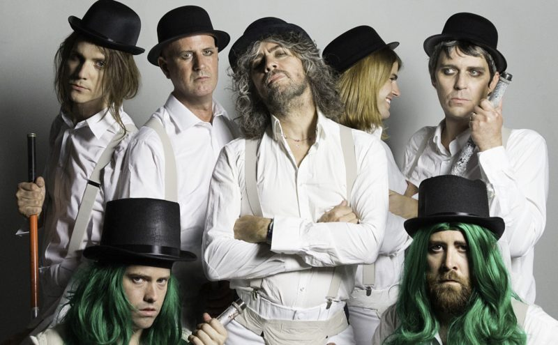 The Flaming Lips will be bringing their unique psychedelic rock sound to the Colston Hall this weekend