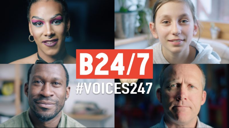 Bristol24/7 launches new film series sharing voices from across the city