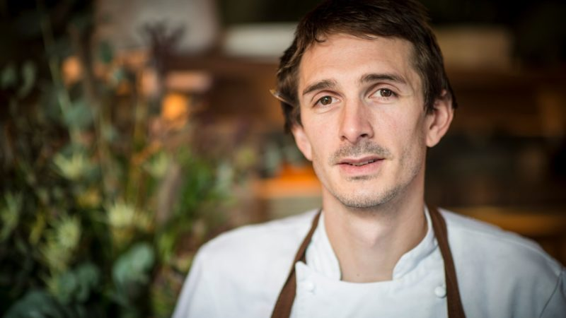 'There's no point moaning about a chef skills gap without trying to change it'