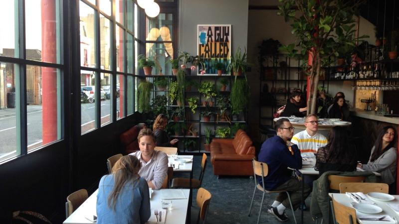 Jamaica Street Stores – restaurant review