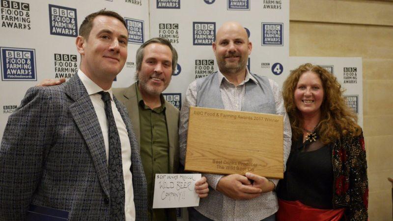 Bristol success at BBC Food & Farming Awards 2017