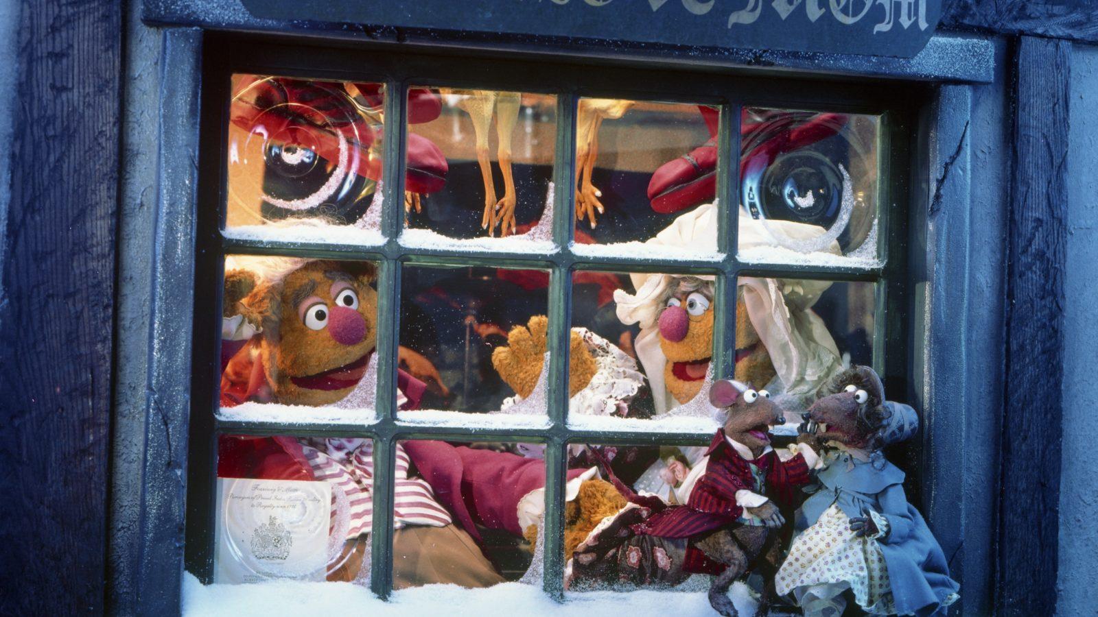 The Muppet Christmas Carol Trailer 1992.Bristol Film Festival The Muppet Christmas Carol What S