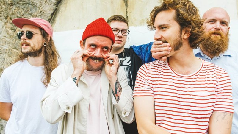 Idles to play live on opening day of Bristol's new Rough Trade shop